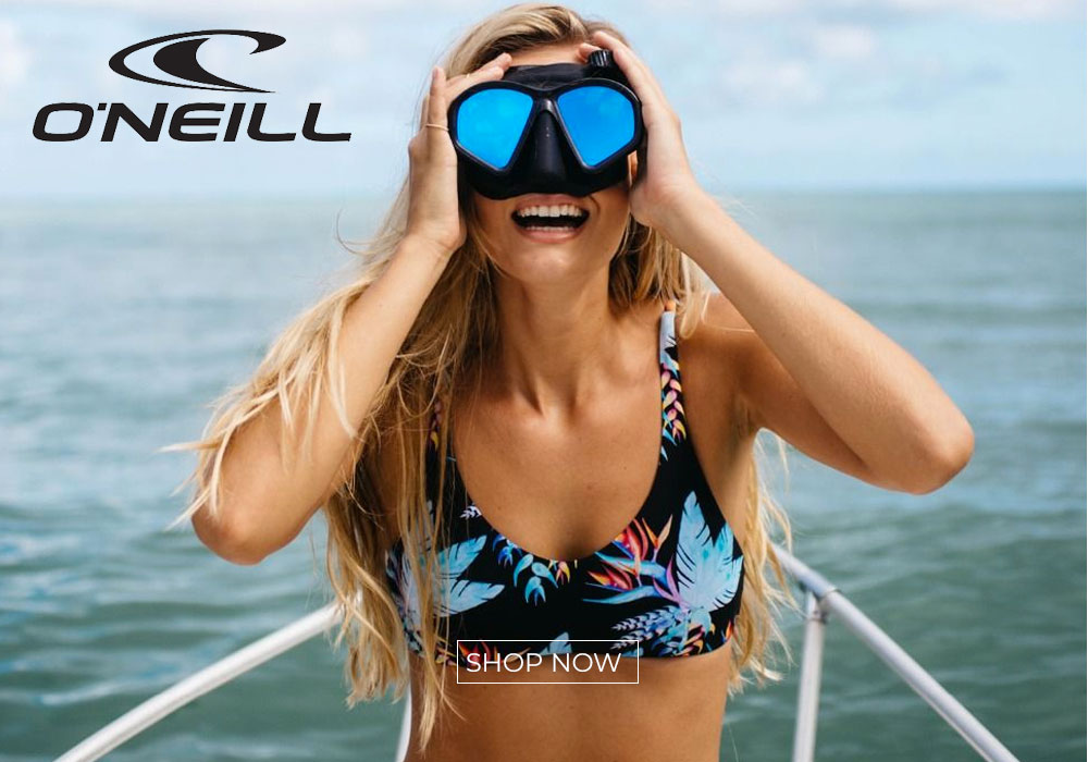 Women's O'Neill Clothing Now Here