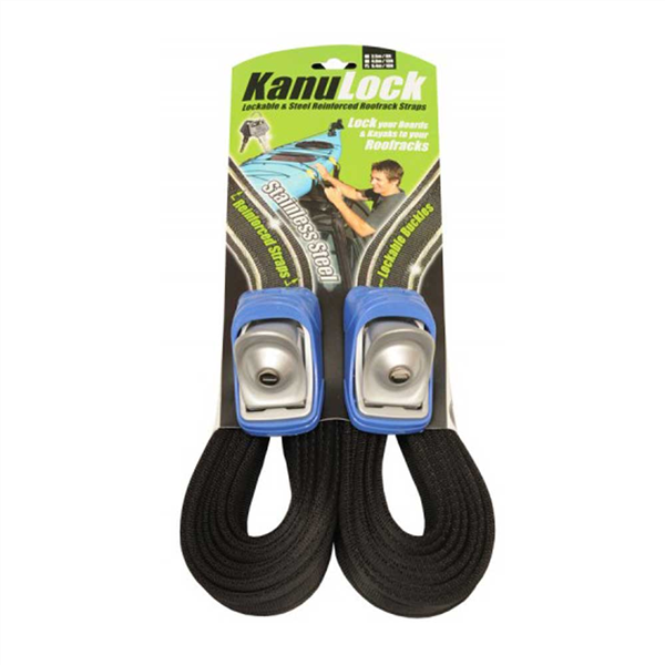 KANU LOCK LOCKABLE 5.4M TIE DOWNS