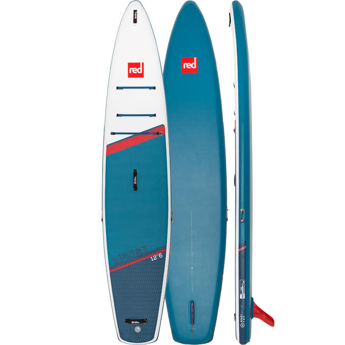 """RED PADDLE CO 12'6"""" SPORT (2022)"""