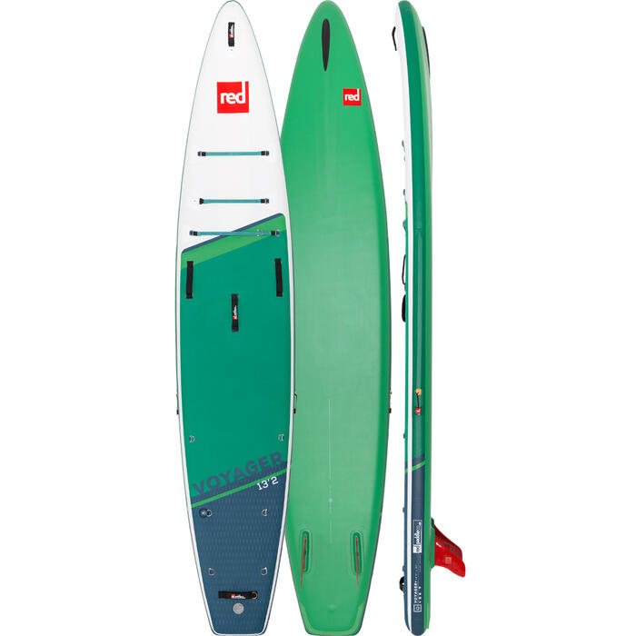 """RED PADDLE CO 13'2"""" VOYAGER PLUS (2022)"""