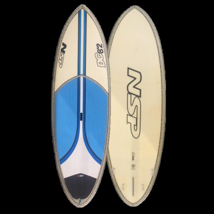 "2nd Hand: NSP DC Surf 8'2"""