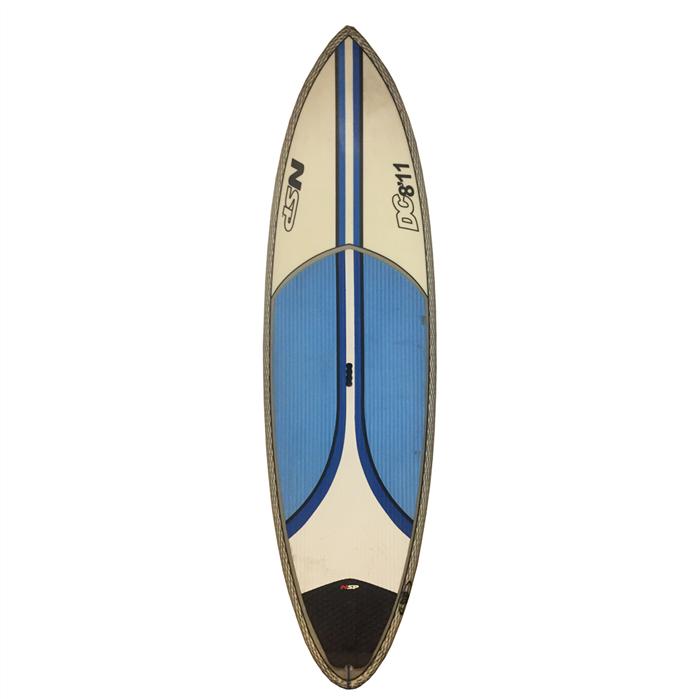 """NSP DC Surf 8'11"""" (Ex Demo)"""