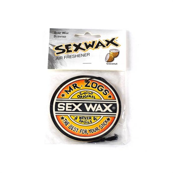 SEX WAX COCONUT CAR AIR FRESHENER