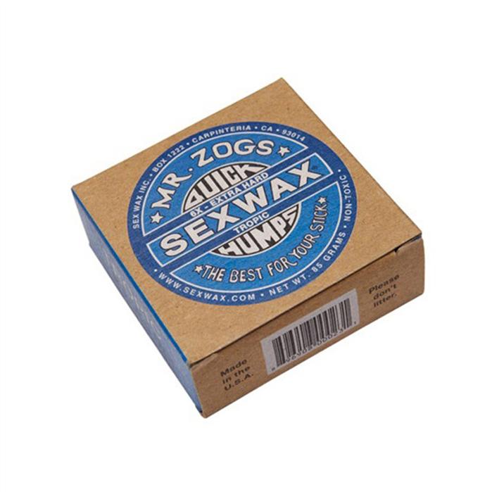 SEXWAX QUICK HUMPS TROPIC SURF WAX