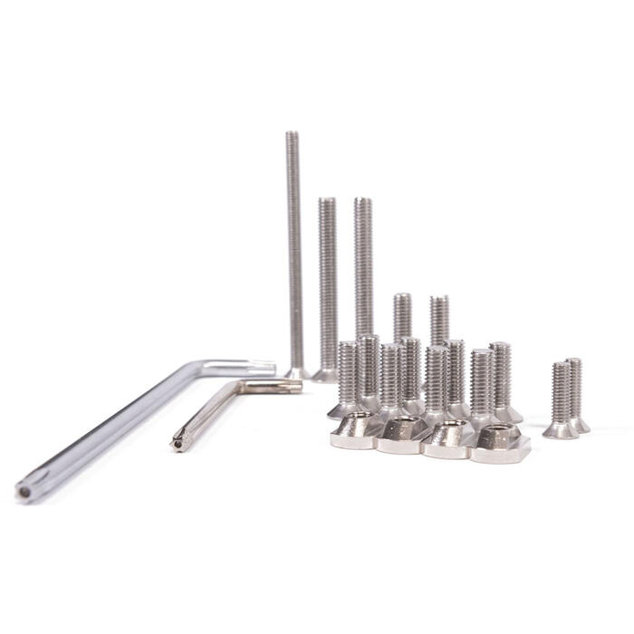 Axis FULL SCREWS AND TOOL SET FOR S-SERIES HYDROFOIL
