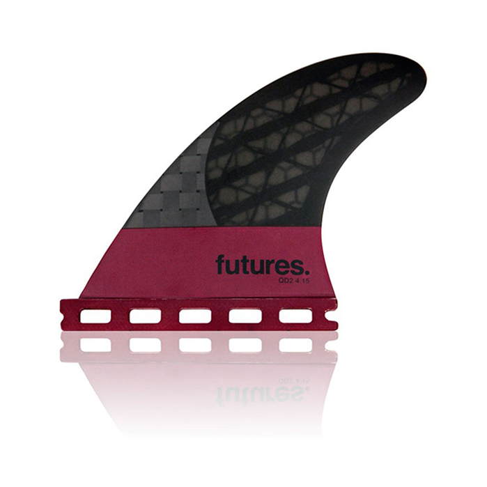 FUTURES F8 BLACKSTIX 3.0 THRUSTER SET