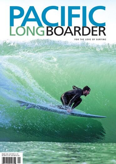 Pacific Longboarder ISSUE 108
