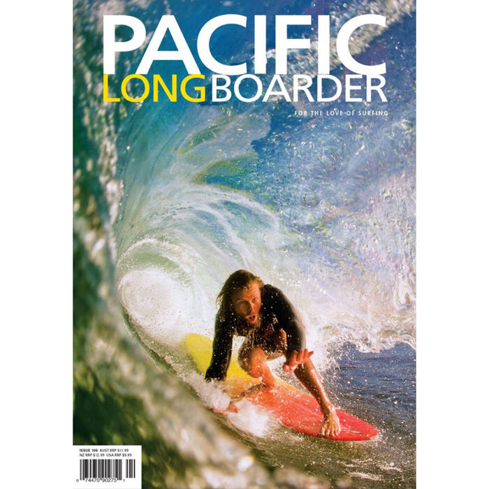 Pacific Longboarder ISSUE 106