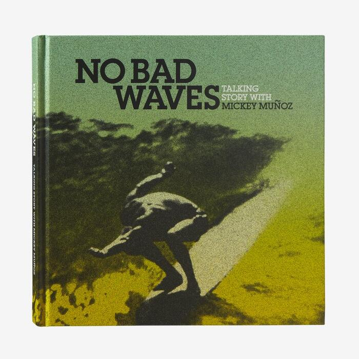 PATAGONIA No Bad Waves (Hardcover)