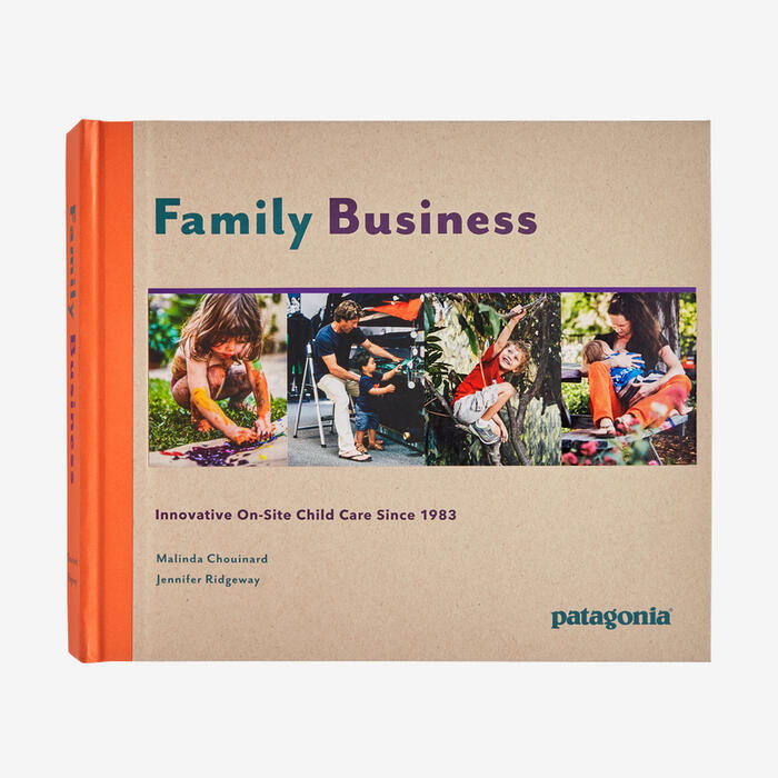 PATAGONIA Family/Business (Hardcover)