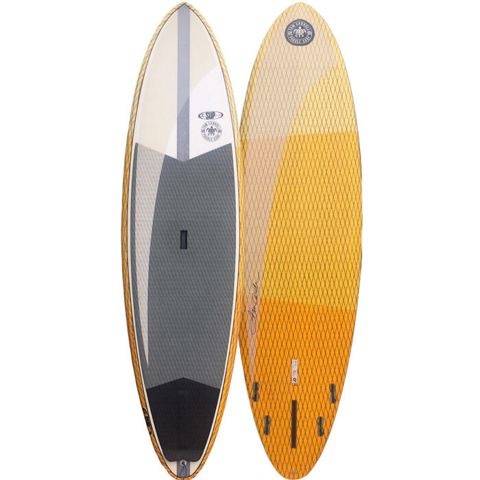 "2nd Hand: Tom Carroll Loose Leaf V1 - 9'0"" x 29"""