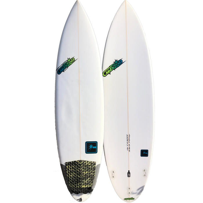 "Camenzind Surfboards Custom 6'6"" (2nd Hand)"