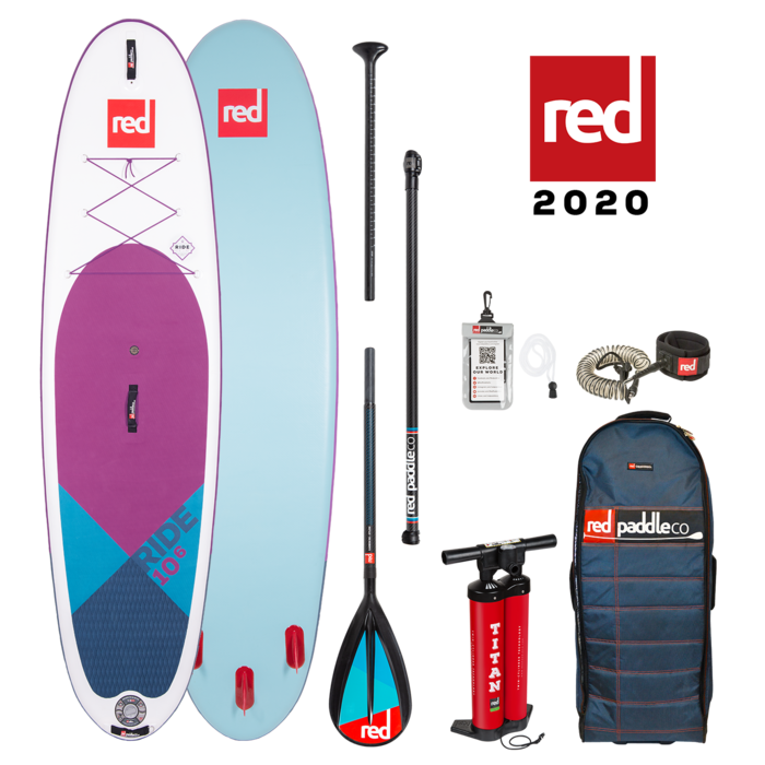 """RED PADDLE CO 10'6"""" RIDE SE PACKAGE"""