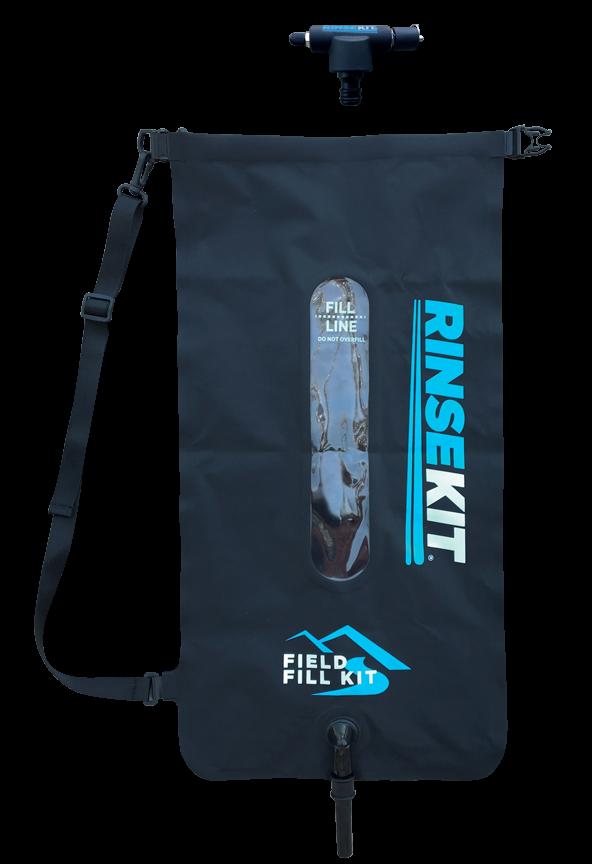 Rinsekit Field Fill Kit