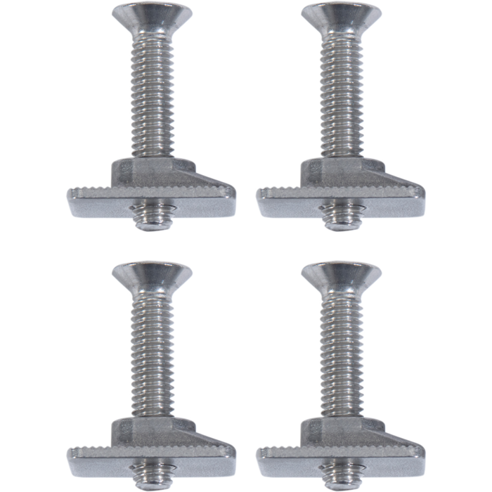 NAISH STANDARD PLATE BOARD MOUNT SCREW SET