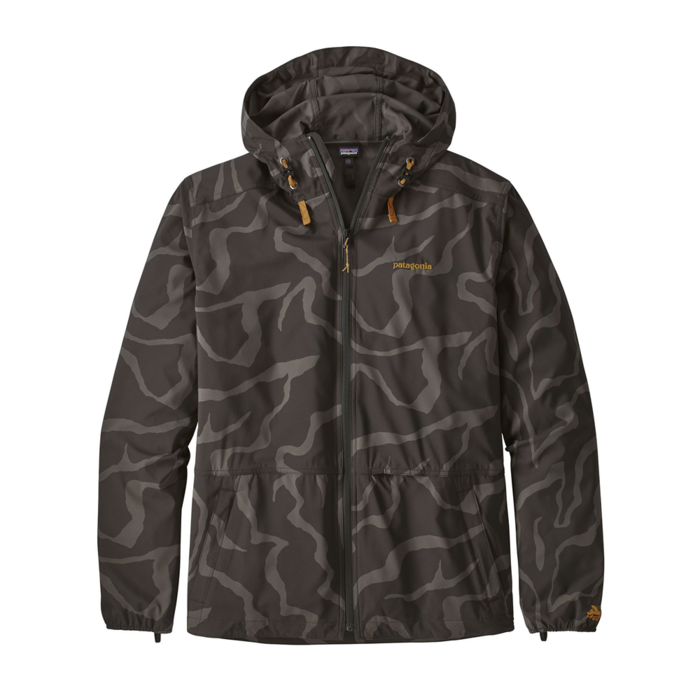 PATAGONIA M'S STRETCH TERRE PLANING HOODY