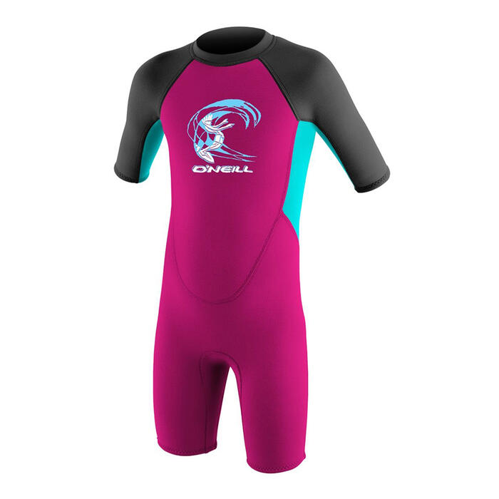 O'NEILL REACTOR TODDLER SPRING WETSUIT