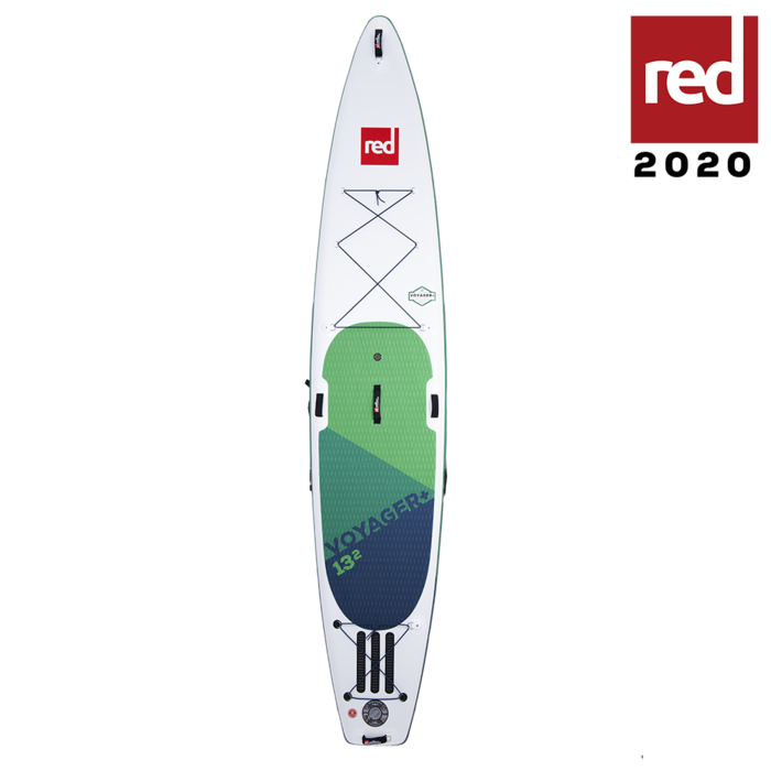 "RED PADDLE CO 13'2"" VOYAGER+ (2020)"