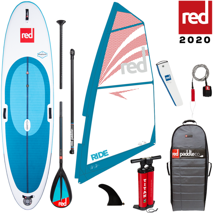 """RED PADDLE CO 10'7"""" WINDSURF SUP PACKAGE"""