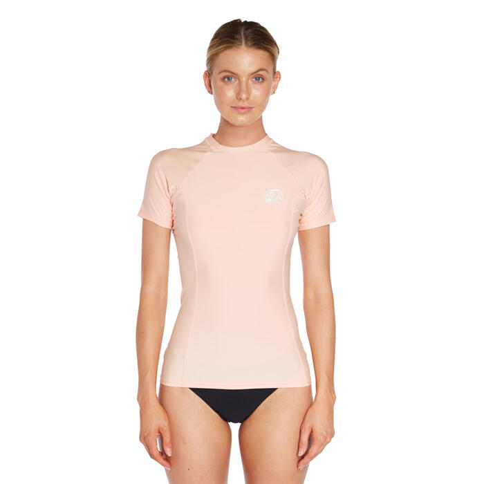 O'NEILL WMNS BASIC SKINS S/S CREW
