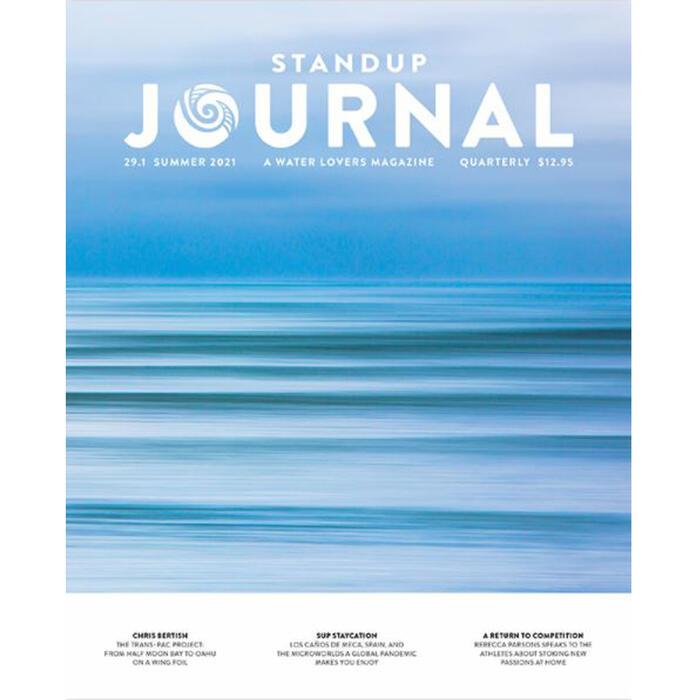 STANDUP JOURNAL SUMMER 2021