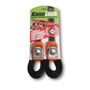 KANU LOCK LOCKABLE 3.3M TIE DOWN