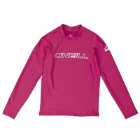 O'NEILL BASIC SKINS GIRLS L/S CREW
