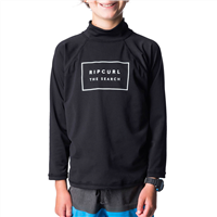 RIPCURL BOYS VALLEY RELAXED LONG SLEEVE UV TOP
