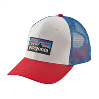 PATAGONIA P-6 Logo Trucker Hat - WFAB