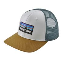 PATAGONIA P-6 Logo Trucker Hat - WHIK