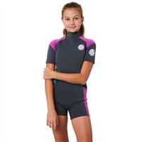 RIPCURL Jnr.Girl D/Patrol S/SL Springsuit - Purple