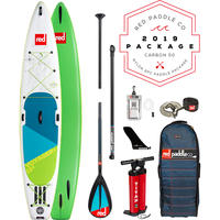 "RED PADDLE CO 13'2"" VOYAGER+ PACKAGE (2019)"