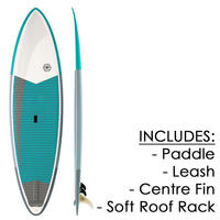 "TOM CARROLL Outer Reef Package (2nd Hand), 10'0"" x 32"""