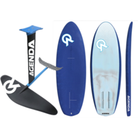 AGENDA EASY FOIL PACKAGE 70CM MAST, BLUE 5'0""