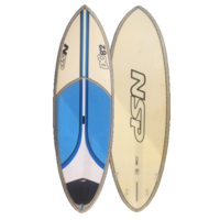 2nd Hand: NSP DC Surf 8'2""