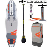 "NAISH NALU INFLATABLE 10'6"" PACKAGE"