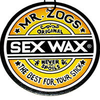 SEX WAX OVERSIZE AIR FRESHENER - COCONUT