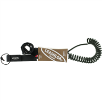 LEASHLOK 10' COILED ANKLE LEASH
