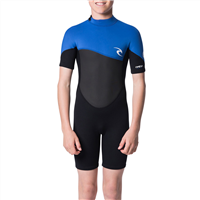 RIPCURL JUNIOR OMEGA 1.5MM S/S SPRINGSUIT
