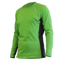 SHARKSKIN RAPID DRY LONG SLEEVE TOP