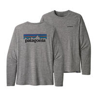 PATAGONIA M'S L/S CAP COOL DAILY GRAPHIC SHIRT