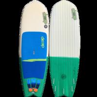"""2nd Hand: Deep Oceanboards MV2 - 7'10"""" x 28 3/4"""""""