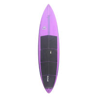"SUP Gun Purple, 10'2"" x 31"" (153L)"