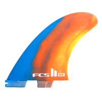 FCS II MR TWIN + STABILISER FINS