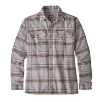 PATAGONIA M'S L/S FJORD FLANNEL SHIRT