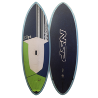 2nd Hand: NSP DC Surf Wide 8'3""