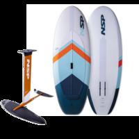 NSP DC SURF SUP FOIL + NSP AIRWAVE FOIL