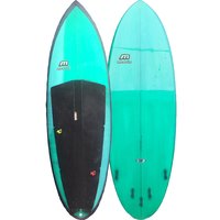 "MORRIS Custom (2nd Hand) Green, 8'1"" x 30 1/4"""