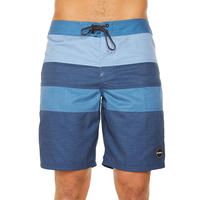 O'NEILL Doubleup Boardshort - Stripe Blue