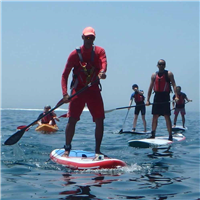 PADDLEBOARD RENTAL - HALF DAY